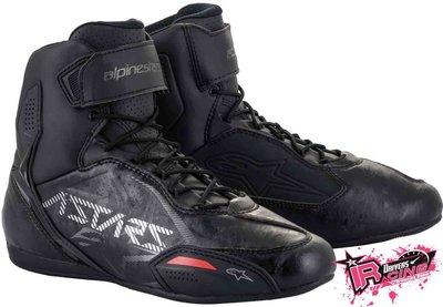 ♚賽車手的試衣間♚ Alpinestars® Faster-3 Gunmetal Shoes 車靴 賽車靴