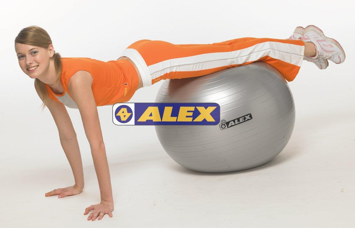 DIBO 弟寶-ALEX 丹力 B-3075 韻律球 瑜珈球 75CM 耐90公斤 附打氣筒~直購680
