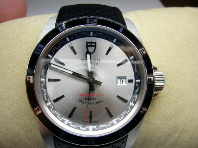 [吉宏精品交流中心]TUDOR 帝舵 20500N 42mm 不鏽鋼 皮帶 自動機械 男錶