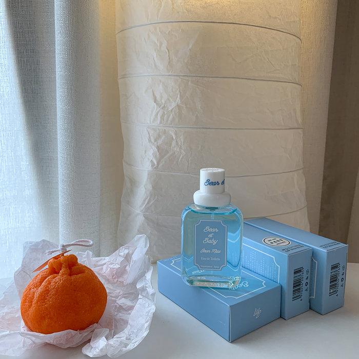 馨幫幫 少女香小熊寶寶香水溫和嬰兒奶香學生小清新持久香氛淡香