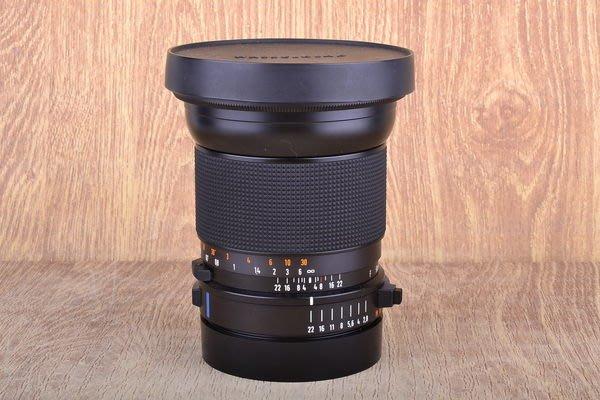 【台中品光攝影】如新 哈蘇 HASSELBLAD FE Distagon 50mm F2.8 Carl Zeiss T* 雙藍線 德製 #28014J
