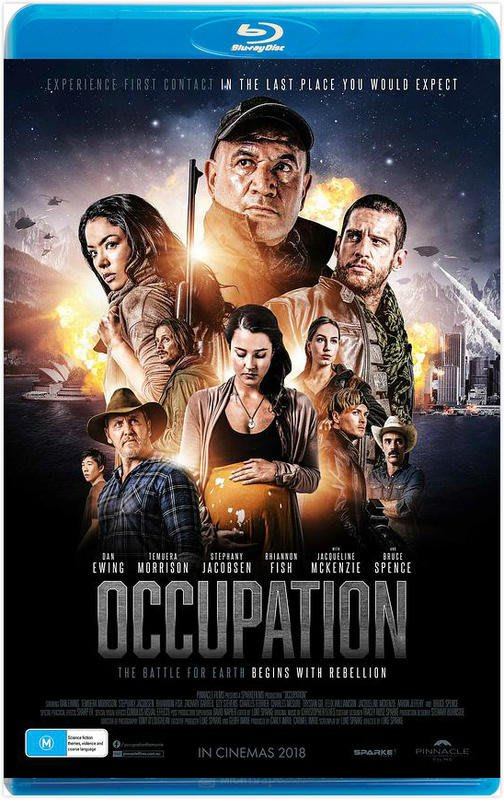 【藍光電影】占用  占領  OCCUPATION (2018)