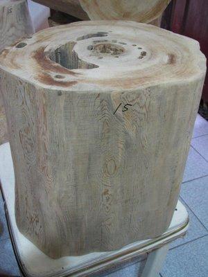 尋寶---台灣檜木椅---高40公分--面寬39--41公分--編15