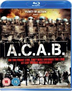【藍光電】所有的警察都是混蛋 / 警察皆混蛋 / ACAB - All Cops Are Bastards (2012)