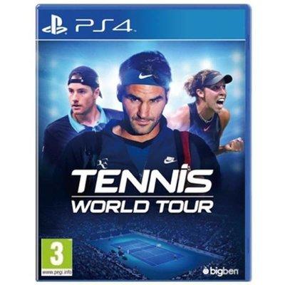 御玩家 現貨 PS4 網球世界巡迴賽 一般版 中英文合版 [P420205]