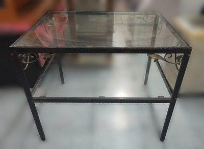 台中宏品二手家具 中古傢俱賣場 D32428*鍛造展示櫃 展示架 櫃檯 *便宜家二手家具拍賣 冷氣空調 冰箱電視 台中市