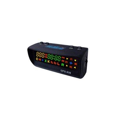 【油樂網】南極星 GPS-838 衛星超速警示器 單機