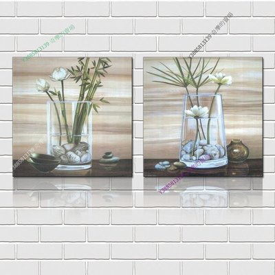 【40*40cm】【厚2.5cm】抽象-無框畫裝飾畫版畫客廳簡約家居餐廳臥室牆壁【280101_242】(1套價格)