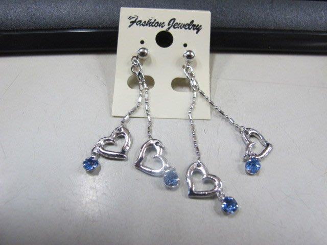二手舖 NO.4474 時尚造型耳環 耳針 耳鉤 便宜賣 首飾飾品