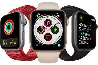 林園【豐宏數位】Apple Watch S5 GPS 空機價 搭配門號更優惠 購買前請先來電洽詢