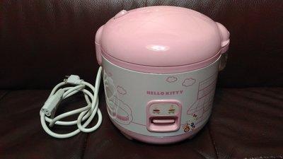 三麗鷗正版 Hello Kitty 凱蒂貓 6人份電子鍋 電飯鍋 電飯煲 請至三重自取