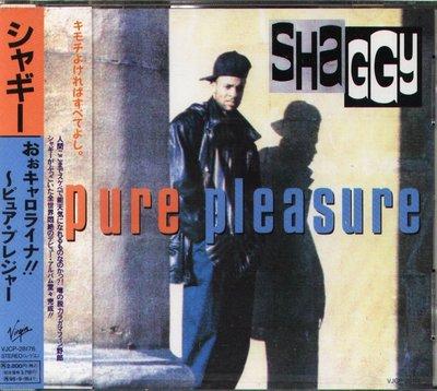 K - Shaggy - Pure Pleasure - 日版 +2BONUS  - NEW