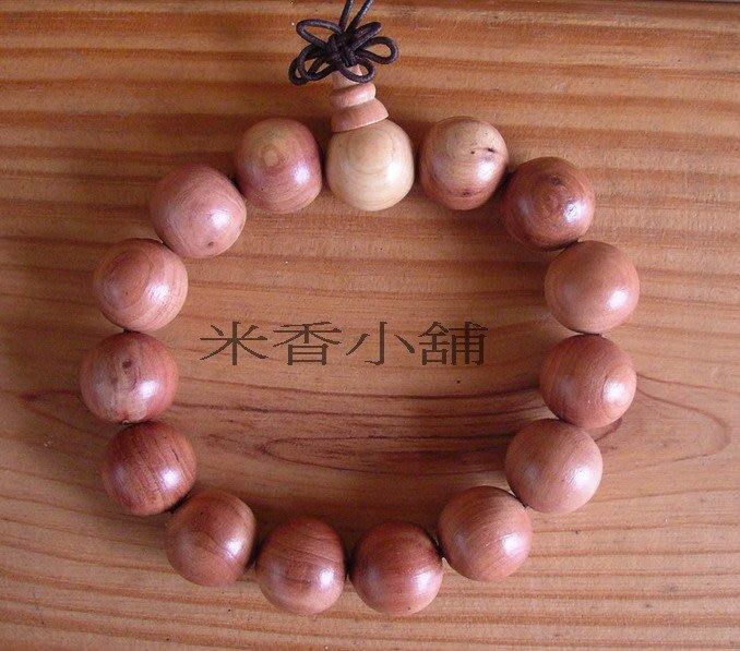 百檀香手珠 手鍊 佛珠 手環 手飾 (15mm*15顆)