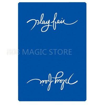 [808 MAGIC]魔術道具  Play fair V2(Blue藍)