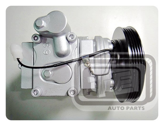 【TE汽配通】豐田 TOYOTA VIOS 03後 冷氣 壓縮機 R134 ND型 外匯整新品