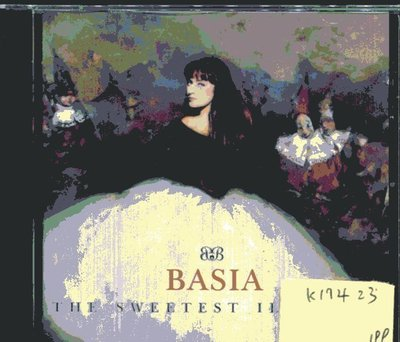 *真音樂* BASIA / THE SWEETEST ILLUSION 二手 K17423