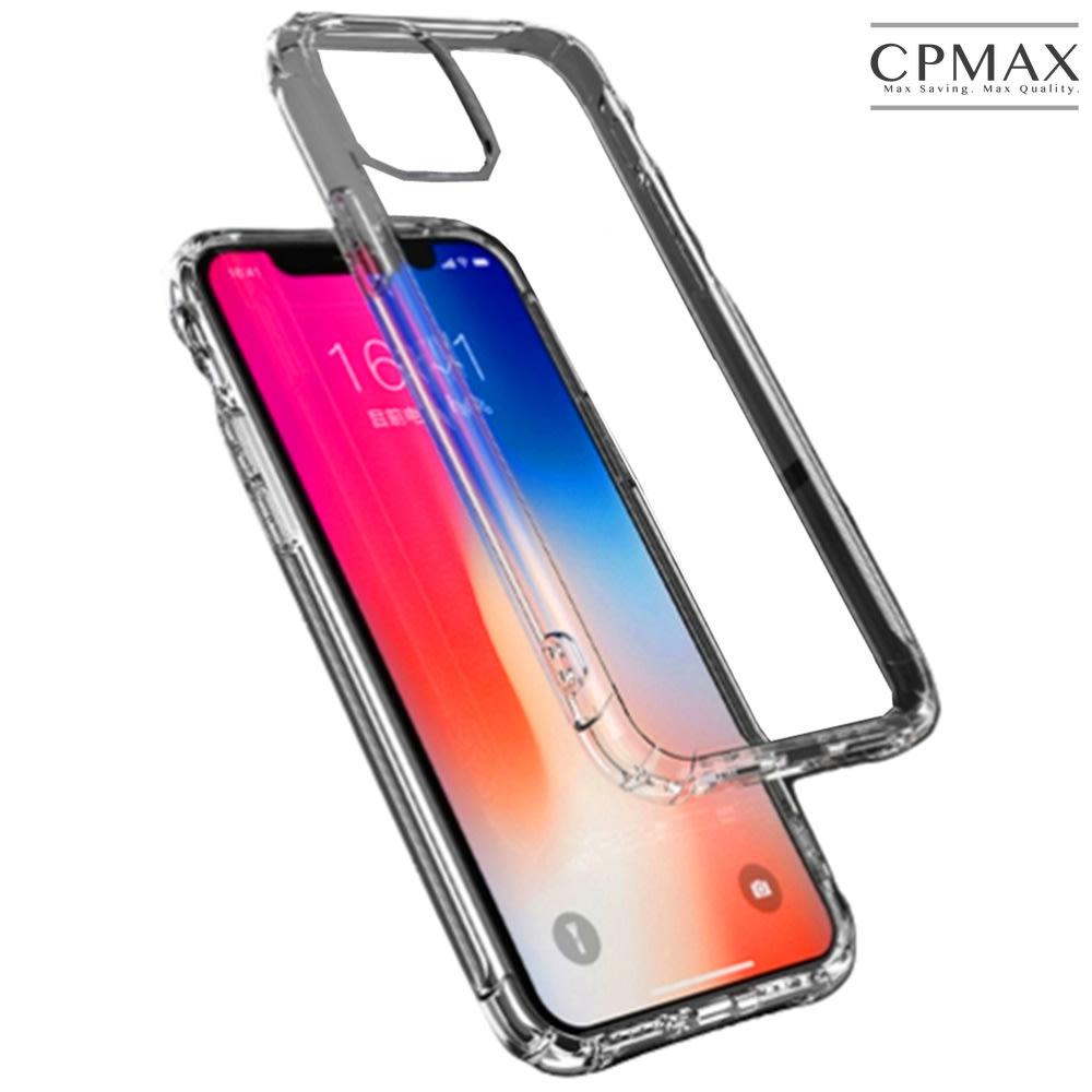 CPMAX iphone12 透明防爆保護套 iphone12 pro max四角氣囊防摔手機殼 手機保護套 IP05