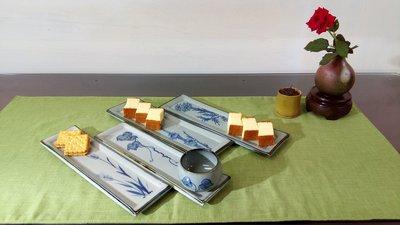 (店舖不續租清倉大拍賣)陳永皓先生---點心長盤,原價每個2300元特價1150元
