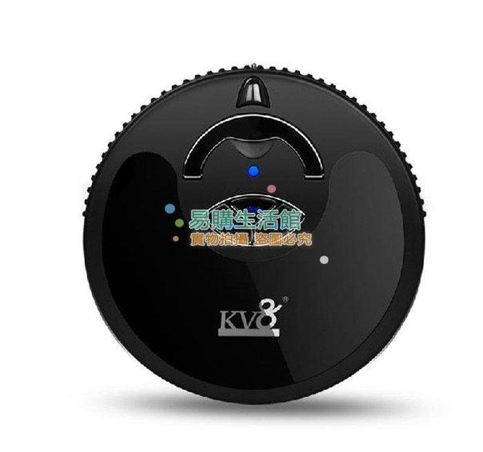 全球首創高精度電子防撞 KV8黑駒掃地機掃地機器人510B 掃地拖地智能吸塵器 自動充電家用 家家必備款 送家人/老婆禮