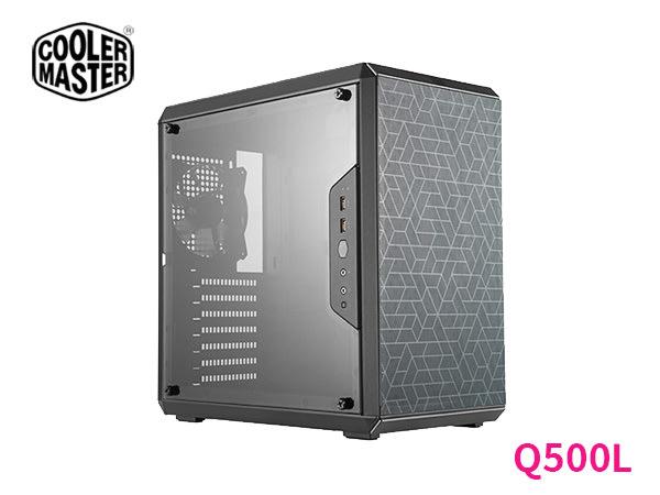 「ㄚ秒市集」Cooler Master 酷碼 MasterBox Q500L 電腦機殼