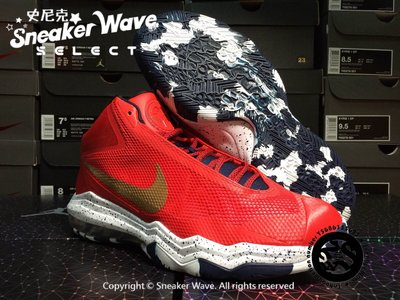 Nike Air Max Audacity Phatman PE 828497-674一眉道人Anthony Davis
