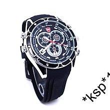 SPY 運動手錶 - 8GB 高清1080P 錄影機 夜視 偵探監視 007 (HD 針孔 錄影 DV 偷拍 偷聽 watch)