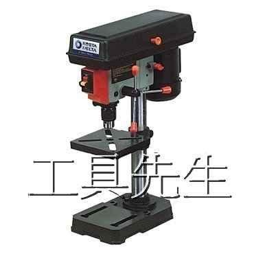 含稅價【工具先生】KOSTA 四分 1/ 2 4分/8吋 桌上型 鑽床/最大夾徑13mm/四分 4分 夾頭 台北市