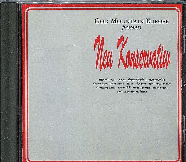 【塵封音樂盒】Various Artists - Neu Konservatiw