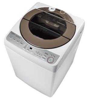 SHARP 夏普 11公斤 無孔槽 變頻直立式洗衣機 * ES-ASF11T *【歡迎來電議價】