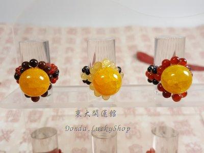 已售完-黃金龍麟手編戒指 【東大開運館...
