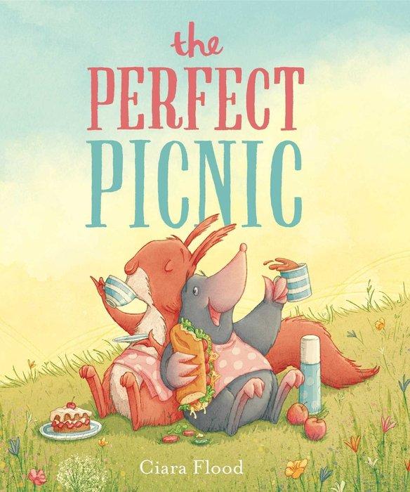 *小P書樂園* The Perfect Picnic Hardcover  – April 5, 2016
