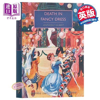 Death in Fancy Dress (British Library Crime Classics) 英文原版 盛
