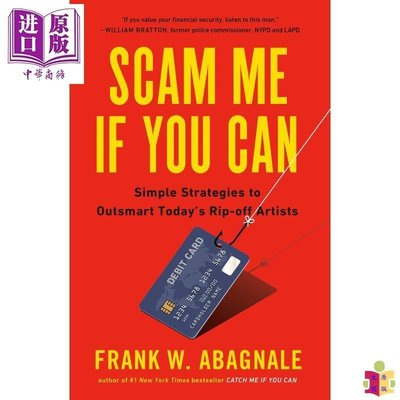 [文閲原版]Scam Me If You Can: Simple Strategies to Outsmart Toda
