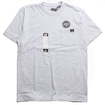 【風城正品】DICKIES HEAVYWEIGHT T 15色白灰 美線 男女 重磅 口袋 短T WS450AG