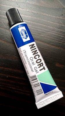 NINCORT ORAL GEL 寧康口內膠 6GM