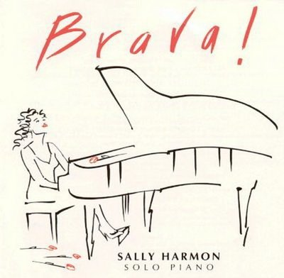 《絕版專賣》Sally Harmon 莎莉哈蒙 / BRAVA 歌劇魅影、悲慘世界 鋼琴版
