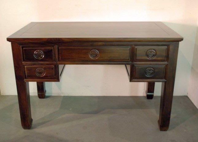 大高雄冠均家具(全省收購)---全新【雞翅木】主管桌    書桌    辦公桌     電腦桌     別錯過 B10