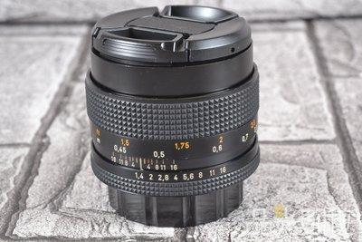 【品光數位】CONTAX Carl Zeiss Planar T* 50mm F1.4 AEJ CY口 #76519