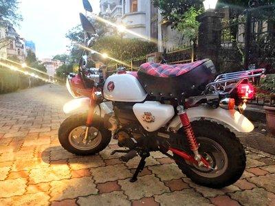 Honda monkey50週年記念版限量車