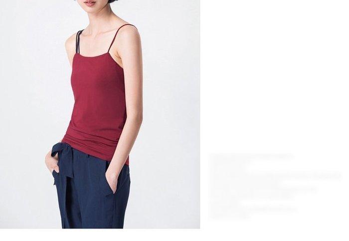 (老銀屋)設計款彈性百搭時尚內搭背心