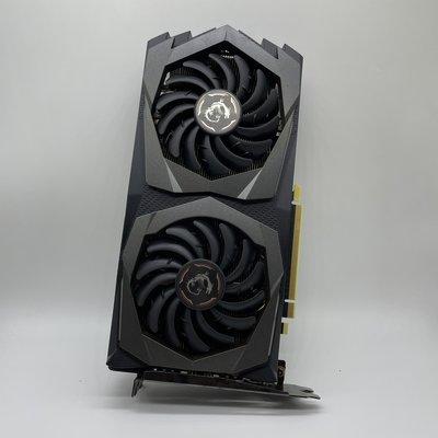 二手 MSI 微星 GeForce GTX 1660 Ti GAMING X 6G 顯示卡