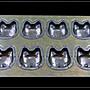 *最新款現貨* cuoca×CHIYODA 聯名款『世界旅行失心瘋代購』日本千代田 小貓 貓頭 貓咪 貓模 🐱 8個型