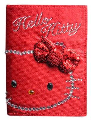 【卡漫迷】出清 收藏 收藏 2012年 Hello KITTY 行事曆 ㊣版 記事本 Agenda 紅色仿皮 日誌本