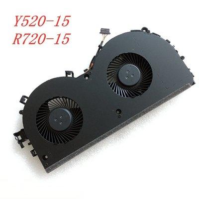 散熱器 風扇底座聯想拯救者Y520-15 R720-15 風扇 筆記本散熱風扇 全新原裝Y520