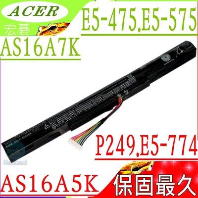 ACER AS16A5K AS16A8K 電池-宏碁 E15, E5-475, E5-475G, F5-573, F5-573G 台中市