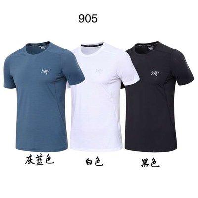 Arcteryx正品始祖鳥男用排汗衣快乾衣短袖T恤 蠶絲般滑順冰涼的面料手感無敵好限量犧牲特惠價