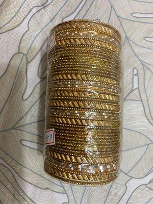 印度手環金色全新
