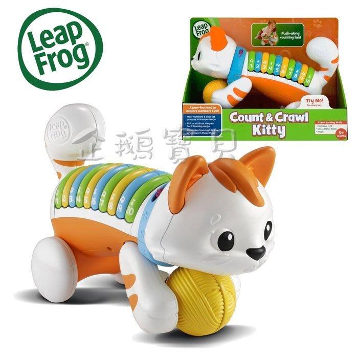 @企鵝寶貝二館@ 美國-Leap frog 跳跳蛙 數數小貓咪 (LF19331)
