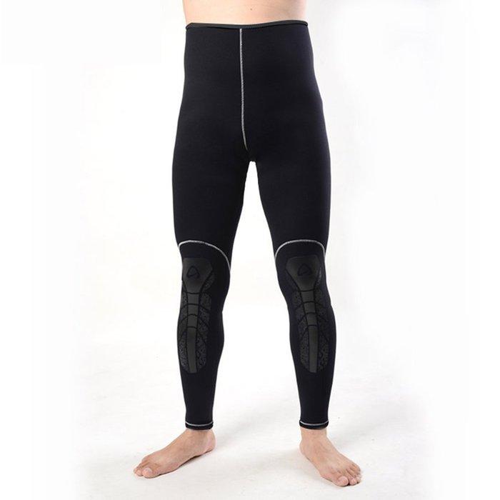 【購物百分百】5mm加厚保暖潛水長褲 防寒褲  冬泳褲(僅售褲子)