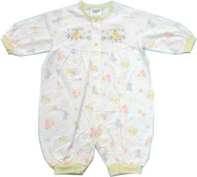 可愛寶貝---◎◎動物印花兩用嬰兒服---薄棉◎◎☆☆人氣商品☆☆